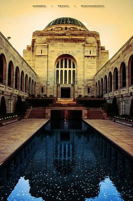 National War Memorial Canberra Original