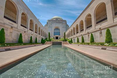 Photograph - National War Memorial IIi by Ray Warren