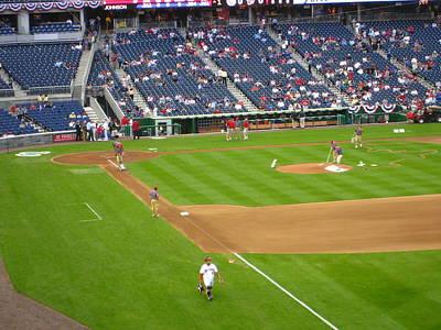 Stadium Photograph - Nationals Park - 01136 by DC Photographer