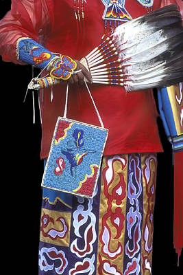 Western Purses Photograph - Native American Art by Dave Mills