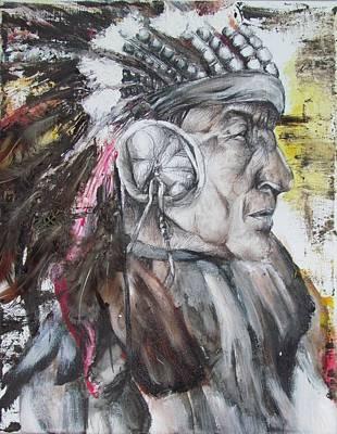 Native American Original by Casey Pretzeus