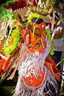 Native American Dancer - Wyoming State Fair - Douglas Wyoming Original