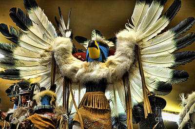 Photograph - Native American Heritage  by Brenda Kean