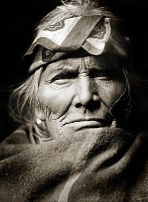 Native American Zuni -  Si Wa Wata Wa  Art Print by Jennifer Rondinelli Reilly - Fine Art Photography