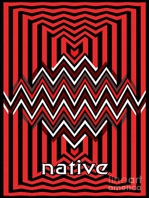 Painting - Native by Methune Hively
