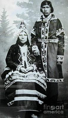 Photograph - Native People by Patricia Januszkiewicz