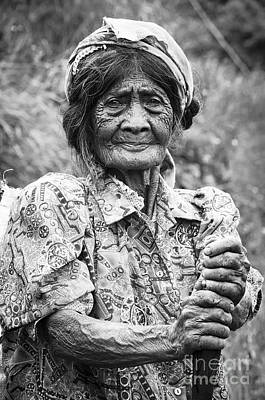 Igorot Photograph - Native Tribes In Philippines by Tuimages
