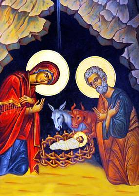Photograph - Nativity Feast by Munir Alawi
