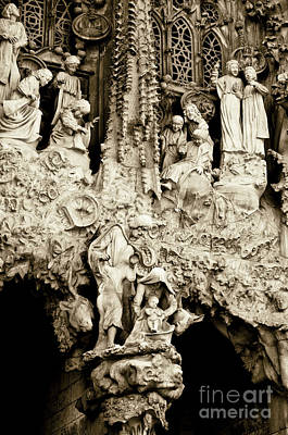 Photograph - Nativity by Lana Enderle