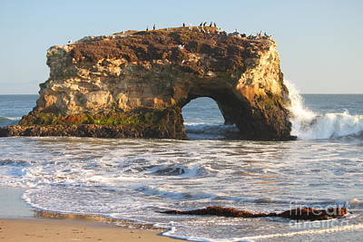 Photograph - Natural Arches by Bev Conover