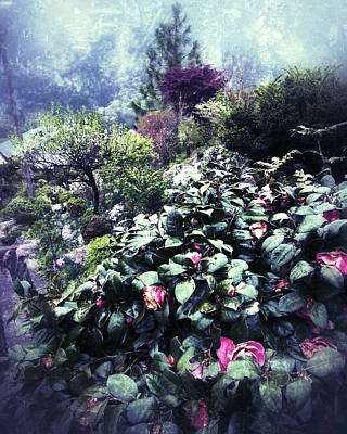 Photograph - Secret Garden by Yen