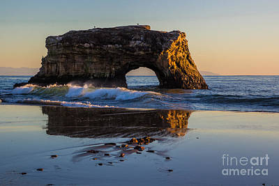 Photograph - Natural Bridge by Suzanne Luft