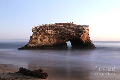 Photograph - Natural Bridges 2 by Theresa Ramos-DuVon