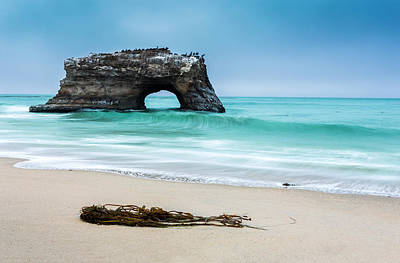 Natural Bridges Art Print