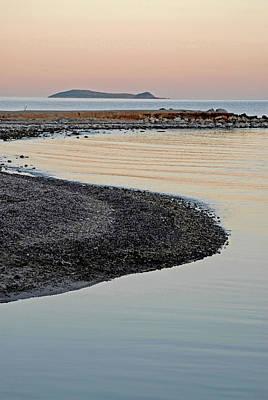 Del Rio Photograph - Sunset At River Of Santa Eulalia Del Rio by Nano Calvo