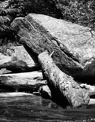 Wall Art - Photograph - Natural Cantilever by Daniel Amick