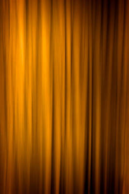 Photograph - Natural Curtains by Mark Andrew Thomas