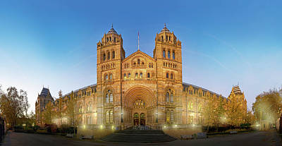 Natural History Museum Art Print by Natural History Museum, London