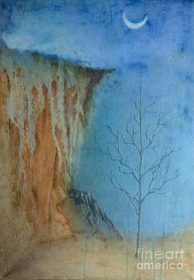 Painting - Natural Law by Chiyuky Itoga