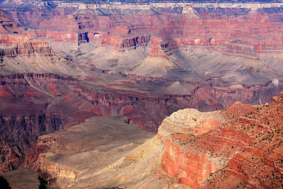 Photograph - Natural Wonders Of The World - Grand Canyon - Arizona by Aidan Moran