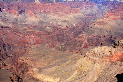 Photograph - Natural Wonders Of The World - The Grand Canyon by Aidan Moran