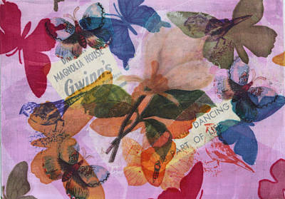 Mixed Media - Nature 10 by Dawn Boswell Burke
