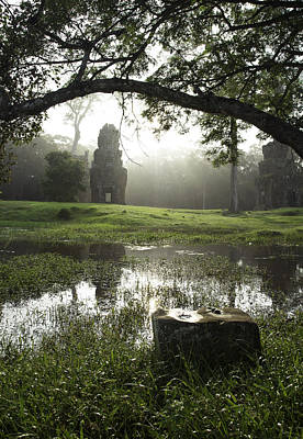 Photograph - Nature Cambodia Siem Reap 02 by Sentio Photography