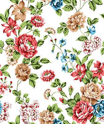 Nature Flowers Original by Erkut Erenoglu