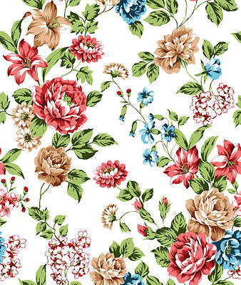 Nature Flowers Original
