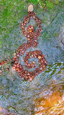 Pentagram Art Photograph - Nature Goddess  by Art Dingo