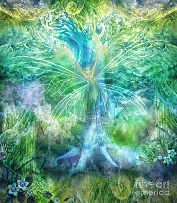 Nature Art Print by Mo T