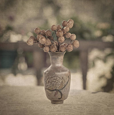 Photograph - Nature Morte by Taylan Apukovska