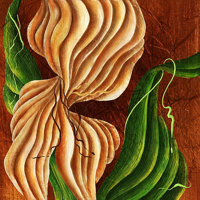 Painting - Nature's Curves by Brenda Bryant