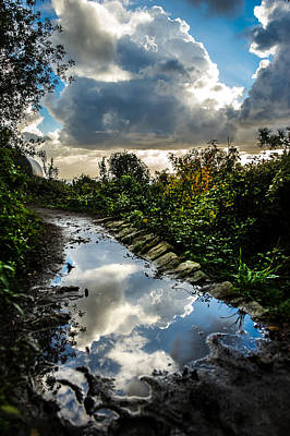 Photograph - Natures Mirror by Jed Smith