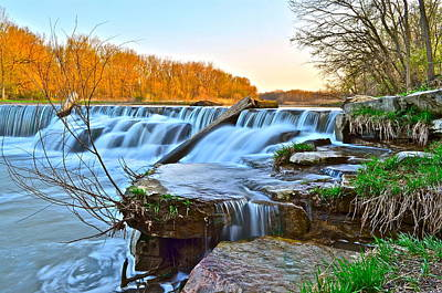 Berea Wall Art - Photograph - Natures Recreation by Frozen in Time Fine Art Photography