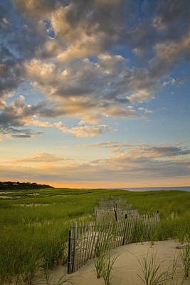 Photograph - Nauset Beach Cape Cod by Mikael Carstanjen