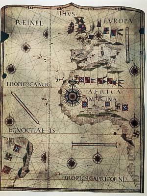 Portugal Map Photographs Fine Art America - Portugal map west coast