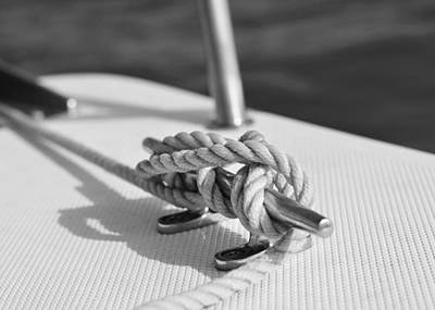 Photograph - Nautical by Laura Fasulo