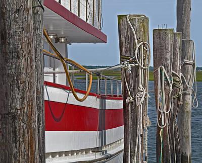 Nautical Lines Art Print