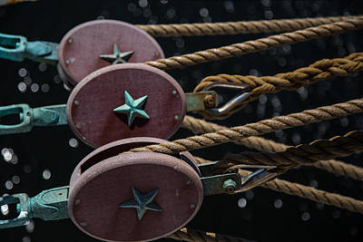 Photograph - Nautical Ties by Karol Livote