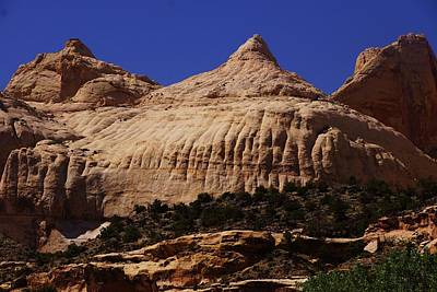 Photograph - Navajo Dome by Michael Courtney