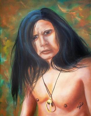 Painting - Navajo by Joni McPherson