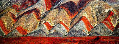 Painting - Navajo Mountain Pano Work by David Lee Thompson