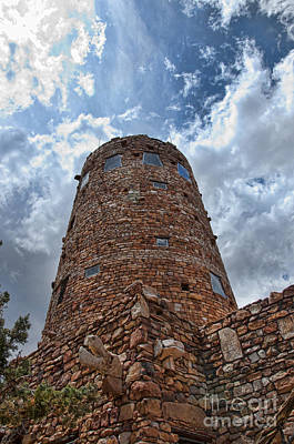 Photograph - Navajo Watchtower by Brenda Kean