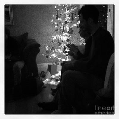 Photograph - Navidad by Carolina Abolio