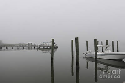 Photograph - Navigating In The Fog by Dale Powell