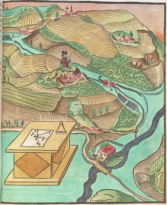 Cartography Photograph - Navigation by British Library