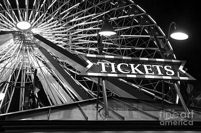 Photograph - Navy Pier by Sarah Mullin