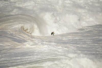 Surf Boards Wall Art - Photograph - Nazara? North Canyon by Rui Caria