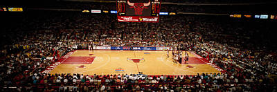 Nba Finals Bulls Vs Suns, Chicago Print by Panoramic Images